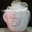A 105 ของชำร่วย แก้วกาแฟทรงเตี้ยแพ็คถุงฟูกากเพชร thumbnail 4