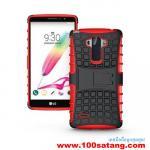 เคสมือถือ Case LG G4 Stylus เคสพลาสติกกันกระแทกรุ่นขอบสี แบบที่4