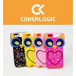 COVERLOGIC : Owl Jelly Case for Apple iPhone