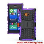 เคสมือถือ Microsoft Lumia 730 เคสพลาสติกกันกระแทกรุ่นขอบสี แบบที่5