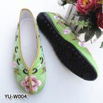 YU-W004 รองเท้าจีน ไซส์ 35-40