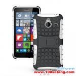 เคสมือถือ Microsoft Lumia 640XL เคสกันกระแทกขอบสีสุดฮิต แบบที่1