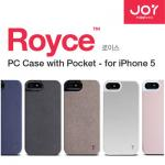 Royce Joy Factory Case ES For Apple iPhone 5