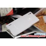 เคสมือถือ Case Huawei P7 เคสโลหะทูโทนฝาหลังอะคริลิค แบบที่4
