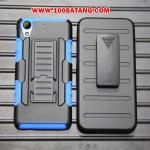 เคสมือถือ Case HTC Desire 626 เคสกันกระแทกขอบสีรุ่นเหน็บเอว แบบที่1