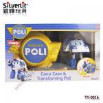 (Pre) Carry Case & Transforming Poli