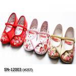 SN12003 รองเท้าจีน (ไซส์ 22-36)
