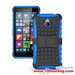 เคสมือถือ Microsoft Lumia 640XL เคสกันกระแทกขอบสีสุดฮิต แบบที่6