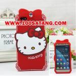เคสมือถือ Case Huawei ALek 4G Plus (Honor 4X) เคสนิ่มการ์ตูน 3D น่ารักๆ แบบที่1