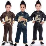 SN-ON002 เสื้อแขนยาว + กางเกง (80-150)