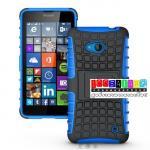 เคสมือถือ Microsoft Lumia 640 เคสรุ่นกันกระแทกขอบสี แบบที่2