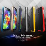 Spigen : Neo Hybrid Case Case Hard Cover for Samsung Galaxy S5, SV, G900