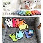 iFace : First Class Case Original Authentic Anti-Shock Cover For Samsung Galaxy S6