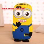 เคสมือถือ Case Huawei Honor 4C/ALek 3G Plus (G Play Mini) เคสนิ่มการ์ตูน 3D น่ารักๆ แบบที่18
