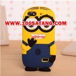 เคสมือถือ Case Huawei Honor 4C/ALek 3G Plus (G Play Mini) เคสนิ่มการ์ตูน 3D น่ารักๆ แบบที่10