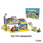 (Pre) TY-0016 Roy Fire Headquarter
