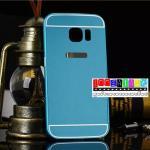 เคสมือถือซัมซุง Case Samsung S6 edge เคสกรอบโลหะสไตล์นักธุรกิจ