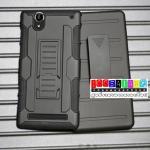 เคสมือถือโซนี่ Case Sony Xperia T2 Ultra เคสเหน็บเอวรุ่นกันกระแทก แบบที่2