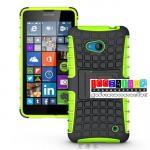 เคสมือถือ Microsoft Lumia 640 เคสรุ่นกันกระแทกขอบสี แบบที่1