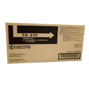 Kyocera TK-479 สีดำ- หมึกเครื่องถ่ายเอกสาร หมึกแท้ รับประกันศูนย์
