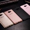 (613-001)เคสมือถือซัมซุง Case Samsung A9 Pro เคสนิ่มแฟชั่นสก๊อต