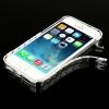 สายนาฬิกา เนื้อโลหะ bumper Case สำหรับ iPhone 5 & 5S (Silver)