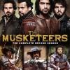The Musketeers Season 2 (DVD บรรยายไทย 4 แผ่นจบ + แถมปกฟรี)