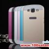 (025-009)เคสมือถือซัมซุง Samsung Galaxy S3 เคสโลหะทูโทนฝาหลังอะคริลิค