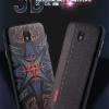 (482-013)เคสมือถือซัมซุง Case Samsung J7 Pro เคสนิ่มลายกราฟฟิค 3D สวยๆ