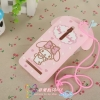 (380-071)เคสมือถือ Asus Zenfone 2 (5.5 นิ้ว) เคสนิ่ม 3D Melody