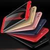 (025-908)เคสมือถือ Case Huawei Honor 8 เคสคลุมรอบป้องกันขอบด้านบนและด้านล่างสีสันสดใส