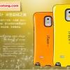 (016-016)เคสมือถือซัมซุงโน๊ต Case Note4 เคสนิ่มพื้นหลัง PC สีสดสวยสไตล์กันกระแทก iFace