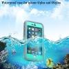 (002-142)เคสมือถือไอโฟน case iphone 6/6S เคสกันกระแทกกันน้ำ Rubber Fully