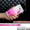 (022-044)เคสมือถือซัมซุง Case Samsung Galaxy Mega 5.8 เคสพลาสติกใส Rhinestone สวยๆไล่โทนสี