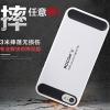 (121-004)เคสมือถือไอโฟน case iphone 5/5s/SE เคสนิ่ม+พื้นหลัง PC ซึมซับกันกระแทก