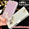 (022-060)เคสมือถือซัมซุงกาแล็คซี่เอส 5 Samsung Case เคสพลาสติกฝาพับเปิดข้าง Rhinestone สวยวิ้งๆ