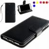 (472-002)เคสมือถือไอโฟน case iphone 5/5s/SE เคสนิ่มสไตล์สมุดเปิดข้างผิวขรุขระลายเส้นสุดคลาสสิค