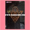 Yu-Gi-Oh! Duelist Card Protector Sleeve - Millennium Puzzle Logo 55ct.