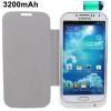Power Bank 3200mAh แบบมีฝาปิด Samsung GALAXY S4 IV (i9500) สีขาว
