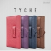 Hanton : Tyche Leather Diary Plain Case Hard Plastic for Apple iPhone 6 (4.7inch)