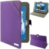 Case เคส Denim Samsung Galaxy Note 10.1 (N8000)(Purple)