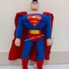 ตุ๊กตา Superhero - Superman ช่วงตัวนิ่ม หัวแข็งผลิตจากพลาสติก PVC วัสดุอย่างดี สูงประมาณ 16 นิ้ว งานคุณภาพ ถูกลิขสิทธิ์จาก DC (Mattel) ตัวใหญ่ เล่นสนุก กอดถือถนัดมือ เป็นของขวัญ ของฝากถูกใจน้องๆ แน่นอนจ้า