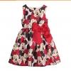 HM (ชนช๊อป) Patterned dress- Red MInnie Mouse ชุดกระโปรงแขนกุดลายมินนี่ เมาส์ ติดโบว์สีแดงใหญ่ๆ สดใส น่ารักมากๆ ค่ะ size 8-10, 12-14