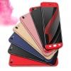 (025-923)เคสมือถือไอโฟน Case iPhone 6Plus/6S Plus เคสคลุมรอบป้องกันขอบด้านบนและด้านล่างสีสันสดใส