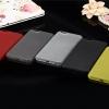 (436-140)เคสมือถือไอโฟน Case iPhone 6Plus/6S Plus เคสพลาสติกกึ่งใสบางเบาแบบคลาสสิค