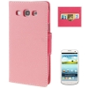 Case เคส Cross Samsung Galaxy S 3 III (Pink)