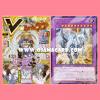 V Jump February 2016 + VJMP-JP111 : Blue-Eyes Twin Burst Dragon (Kaiba Corporation Rare)