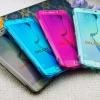 (436-034)เคสมือถือซัมซุง Case Samsung Galaxy S7 เคสนิ่มใสสไตล์ฝาพับ