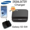 GENUINE SAMSUNG GALAXY S3 III GT-I9300 Stand Battery Charger Stand For i9300
