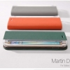 ZENUS : Leather Case Card Storage 3 Color Martin Diary For Samsung Galaxy S6 Edge